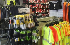 We always carry a wide selection of high quality products. Jersey Uniform, Linden, NJ 07036
