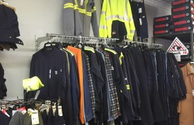 We have the jackets, sweatshirts and outerwear to fit any job. Jersey Uniform, Linden, NJ 07036