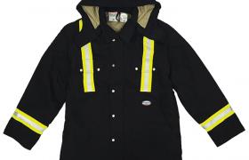 Rasco FR Hi VIS Coat, Jersey Uniform, Linden, NJ 07036