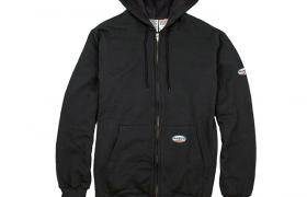 Rasco FR Hooded Sweat Shirt, Jersey Uniform, Linden, NJ 07036