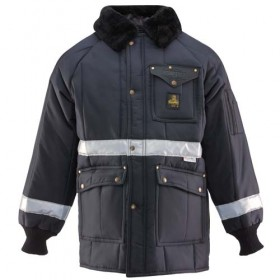 Refrigiwear Iron tuff high visilbility jacket. Rated to 50, Jersey Uniiform, Linden, NJ 07036