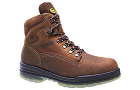 Wolverine Dura-Shock work boots, Jersey Uniform, Linden, NJ 07036