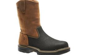 Wolverine Wellington Work Boots, Jersey Uniform, Linden, NJ 07036